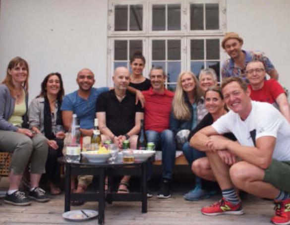 Mentoring Denmark